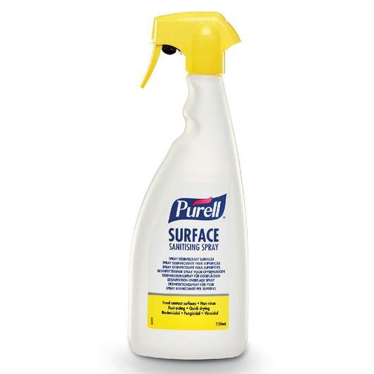 Purell Surface Sanitising Spray :  ΤΟ ΙΔΑΝΙΚΟ  ΑΠΟΛΥΜΑΝΤΙΚΟ ΚΟΥΖΙΝΑΣ